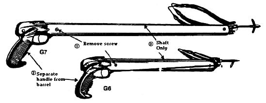 how to make a speargun