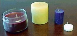 Picture of Banned Candles