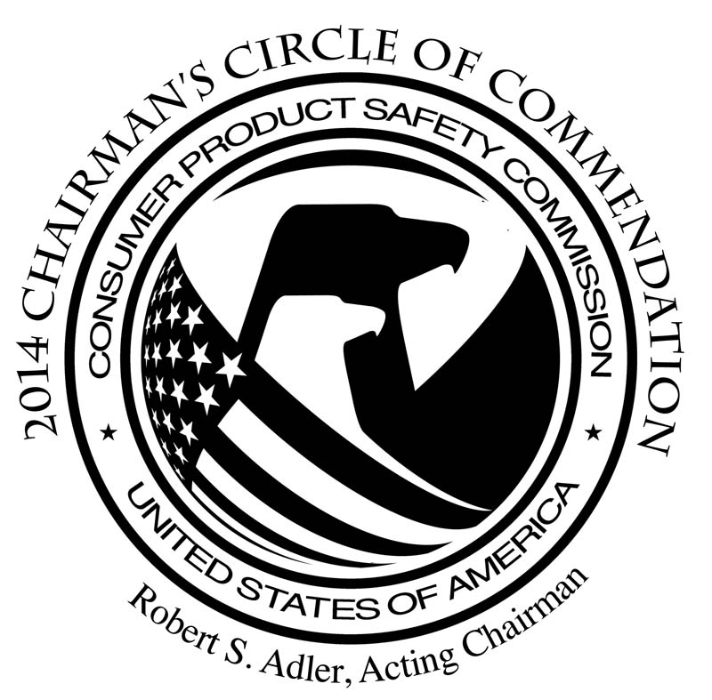 2014 Chairman's Circle of Commendation Logo