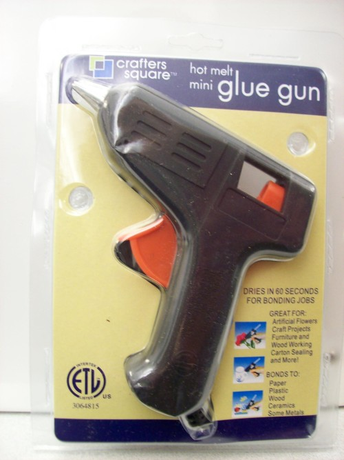 Picture of Recalled Crafters Square Hot Melt Mini Glue Gun