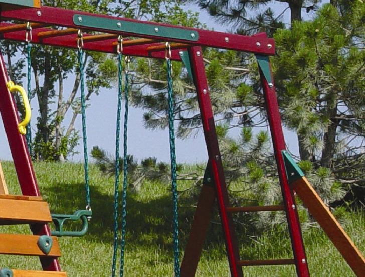 adventure playsets recall to repair backyard swing sets