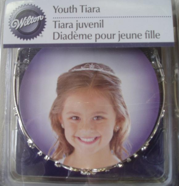 image of Children's Tiara