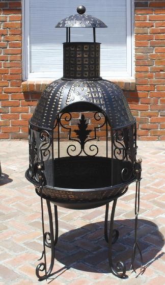 Recalled Patio Fireplace