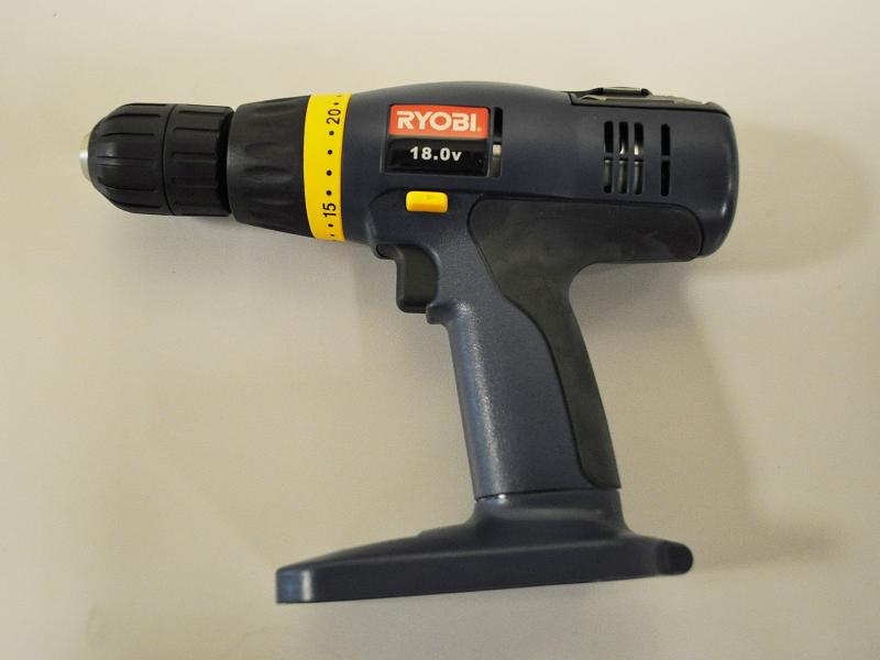 Recalled cordless drill