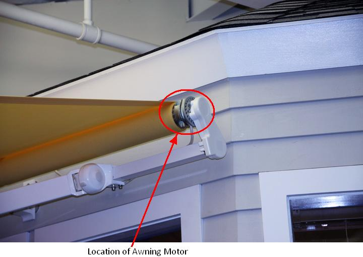 Picture of Recalled Awning