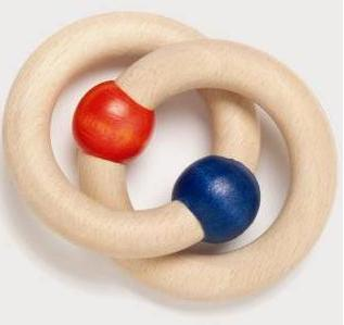 Picture of recalled Duo rattle