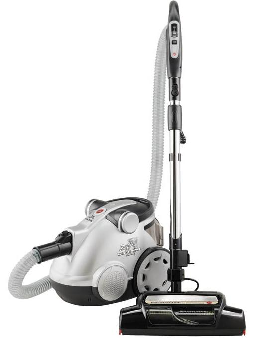 Picture of Recalled Canister Vacuum