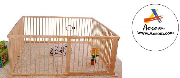 Picture of recalled playpen
