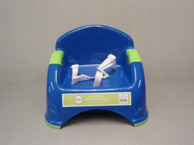 Recalled Booster Seat