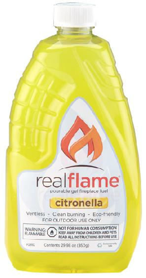 Recalled Pourable Gel Fuel