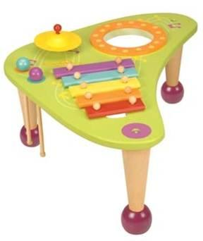 Picture of recalled Musical Wooden Table Toy