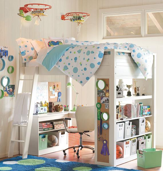 Pbteen Recalls To Repair Sleep And Study Loft Beds Due To