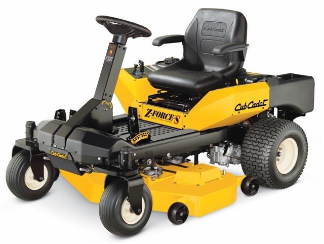 Picture of Recalled Cub Cadet Z-Force-S Riding Lawn Mower