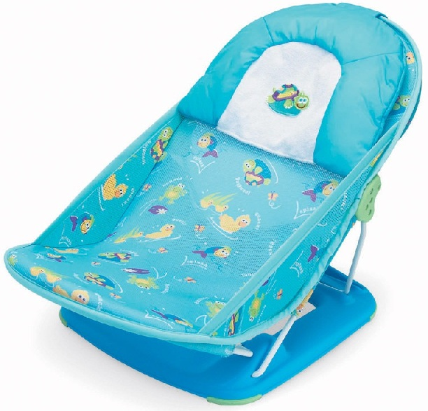 Summer Infant Recalls To Repair Baby Bathers Due To Fall