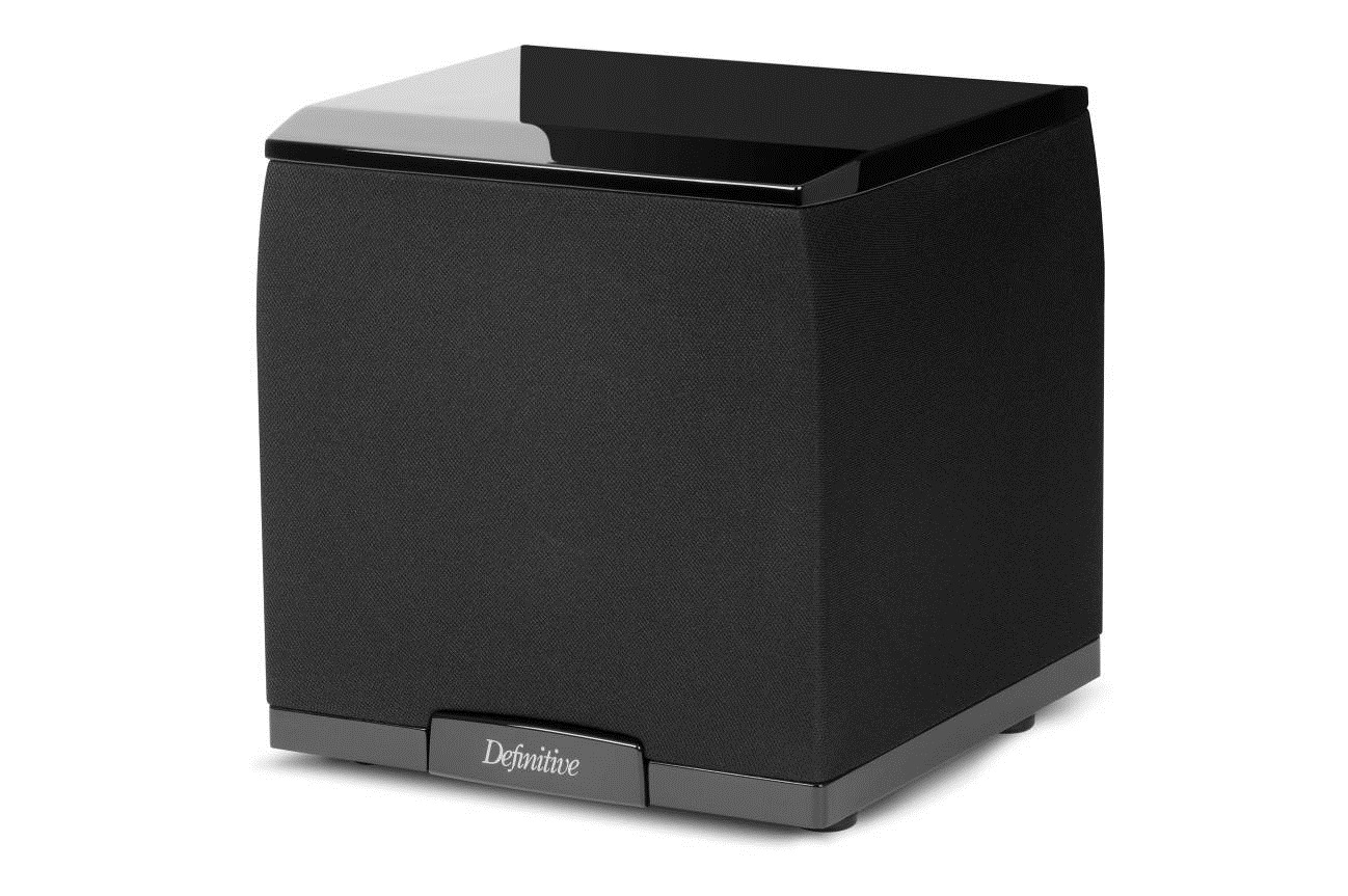 Definitive Technology SuperCube 2000 Home Theater System, Subwoofer