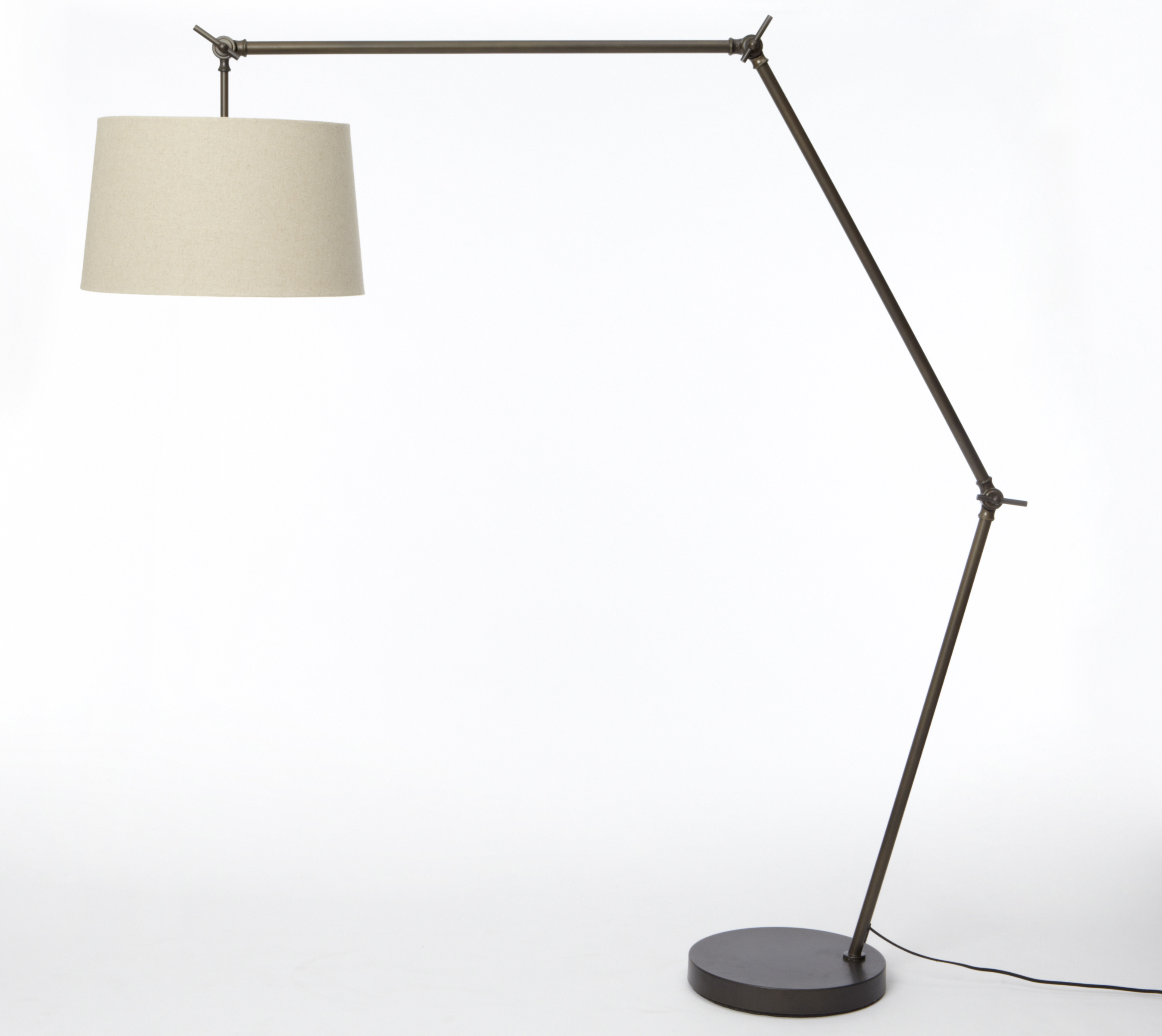 West Elm Recalls Floor Lamps Due to Injury and Shock Hazards