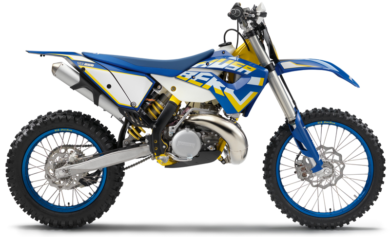 2012 Husaberg TE 250 and TE 300 models