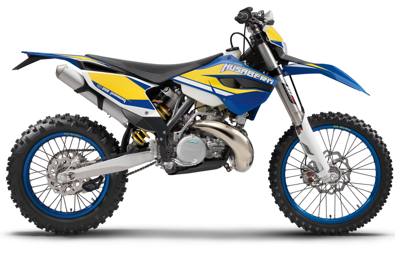 2013 Husaberg TE 250 and TE 300 models