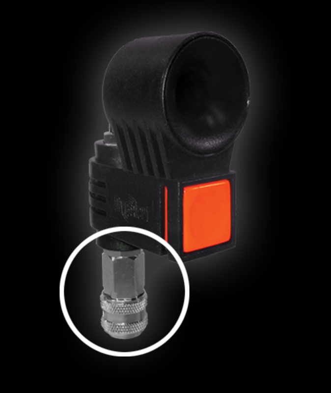 Recalled Model DA2 DiveAlert signaling device