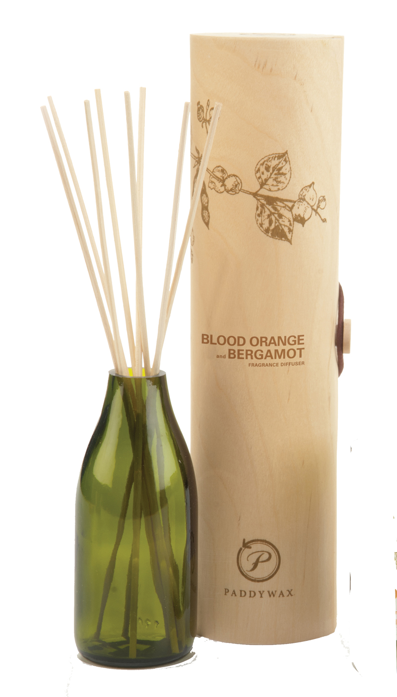 Paddywax Blood Orange with Bergamot Fragrance Diffuser/Tester