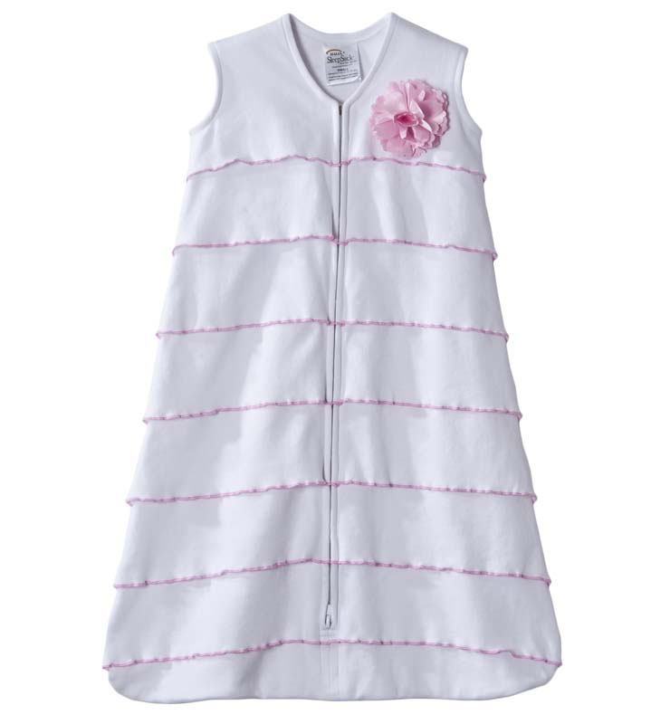 HALO Sleepsack with floral embellishment