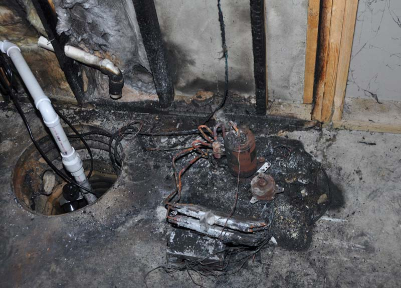 Property damage from fire involving a recalled dehumidifier
