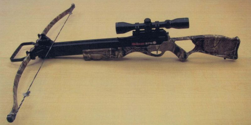 Middleton Siege Crossbow