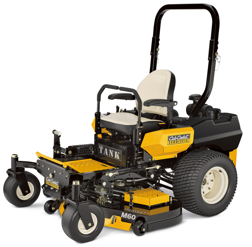 Cub Cadet 2011 Commercial Zero Turn Mower M60 KH
