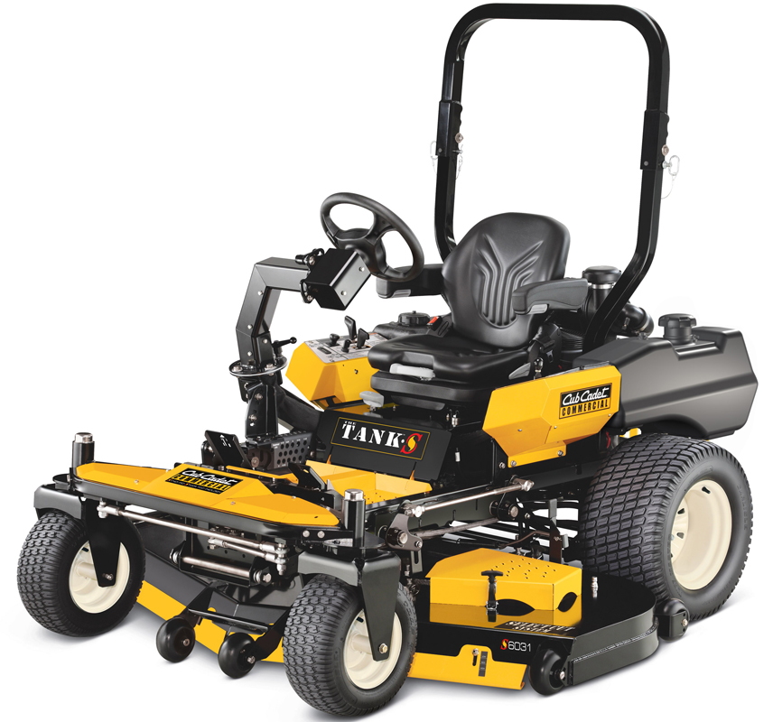 Cub Cadet 2011 Commercial Zero Turn Mower S6031 KW