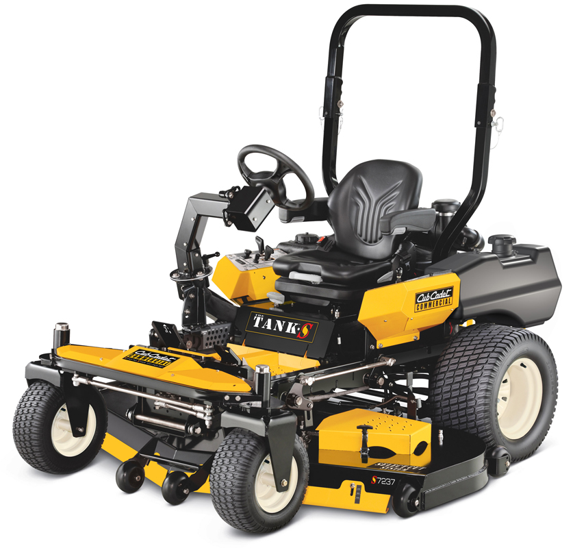 Cub Cadet 2011 Commercial Zero Turn Mower S7237 KW