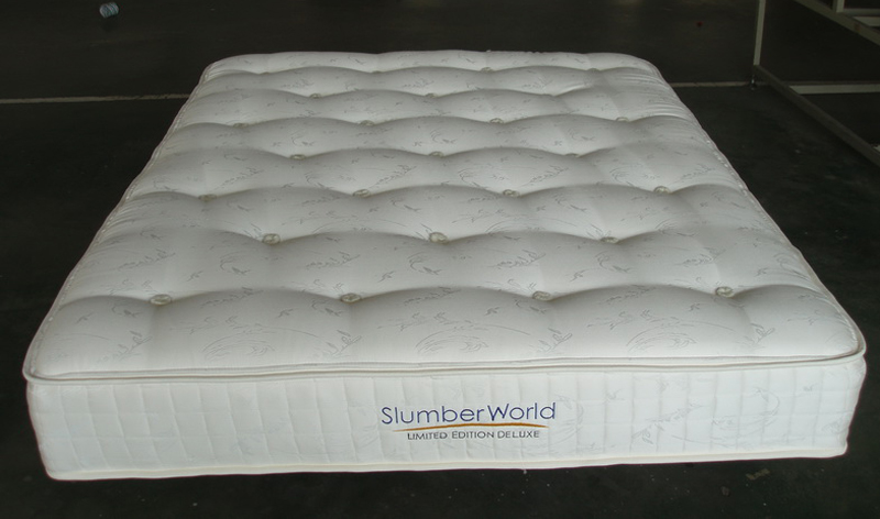 Model 1214: SlumberWorld Limited Edition Deluxe mattress