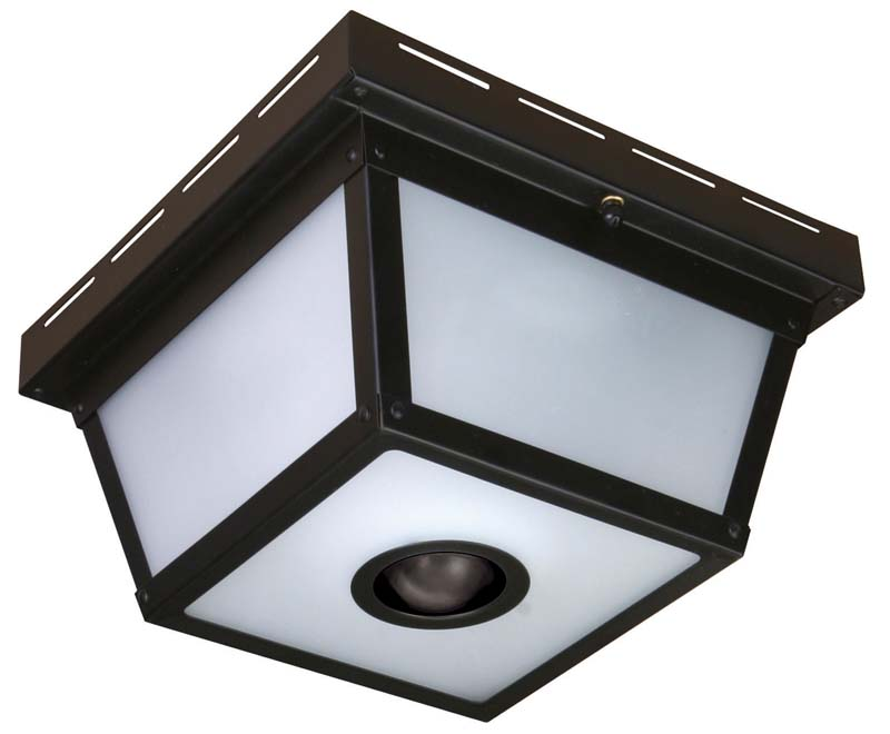 Heathco Recalls Motion Activated Outdoor Lights Due To