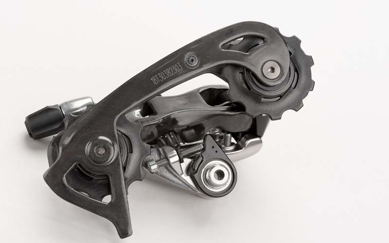 SRAM Rear Derailleur – Inside view