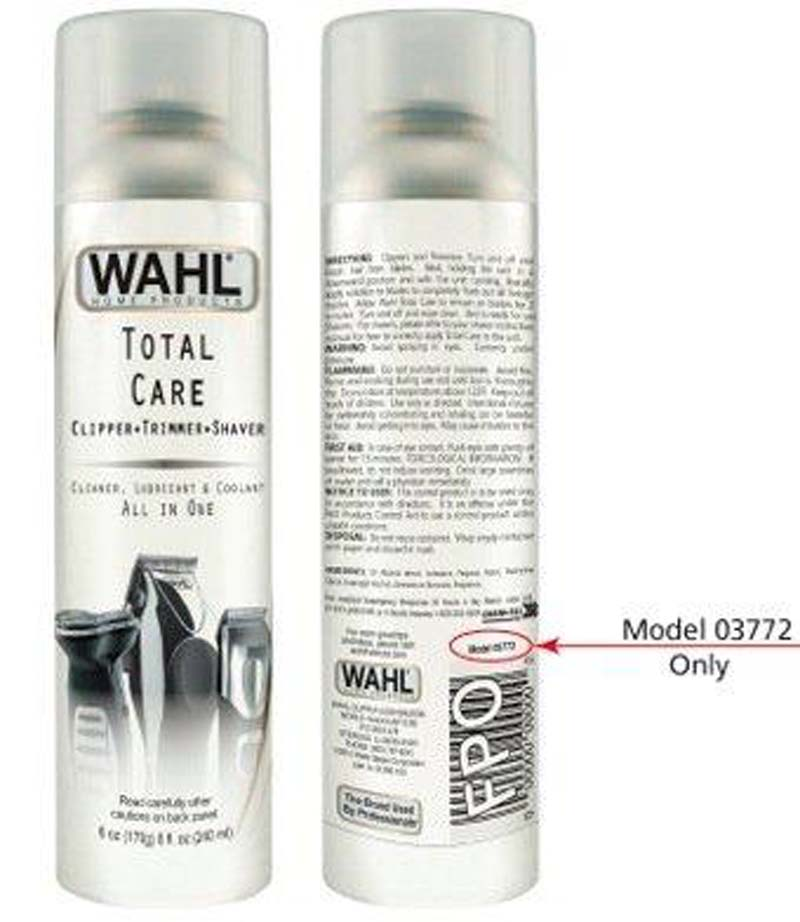 Wahl Total Care Model 03772