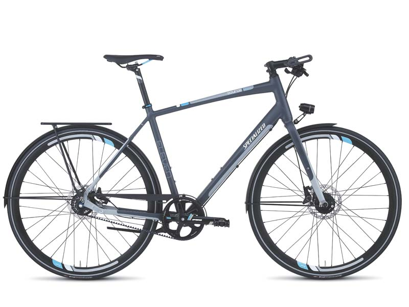 Specialized Source Eleven Charcoal Grey #9120-71