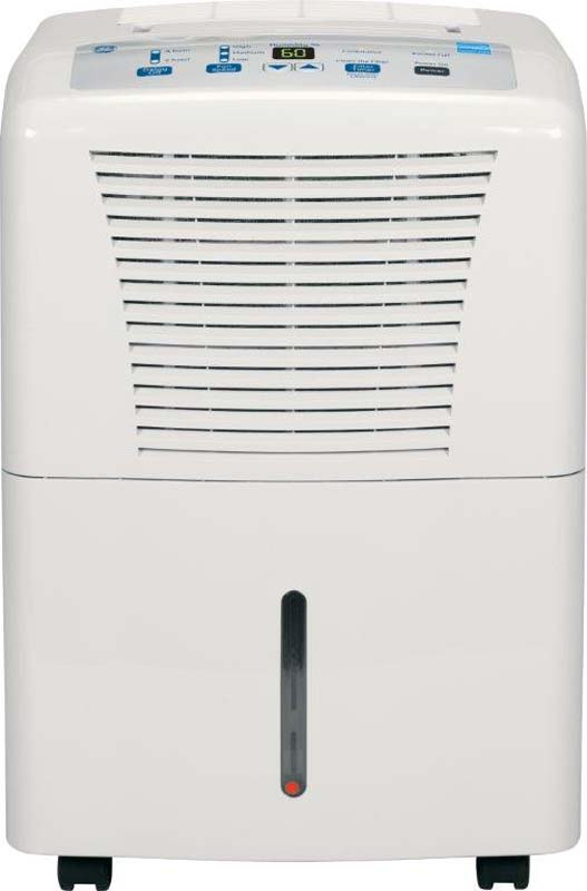 GE brand dehumidifier model ADEW30LN