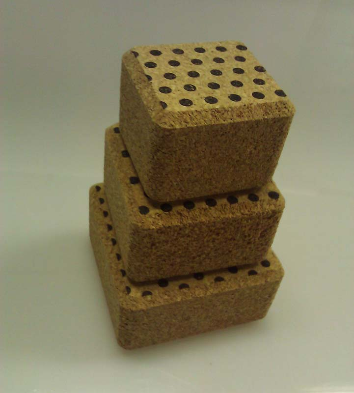 Cork Block Stacking Toys Recalled by A Harvest Company Due to Choking Hazard; Sold Exclusively at StorkStack.com