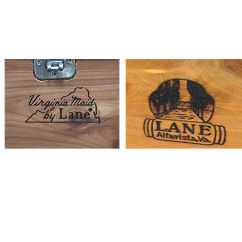 "Lane ""Brand Name"" and ""Virginia Maid"" Brand Name"