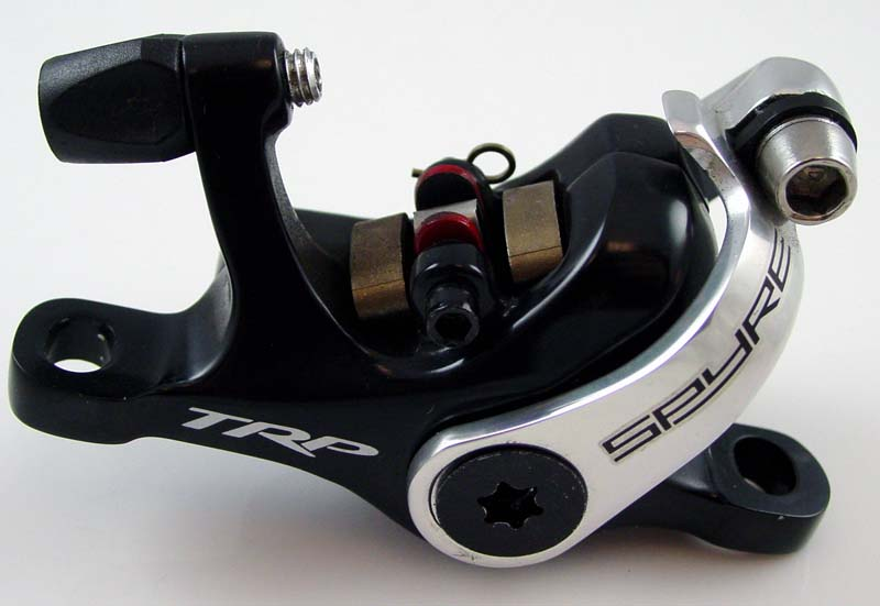 Recalled Tektro Spyre brake calipers