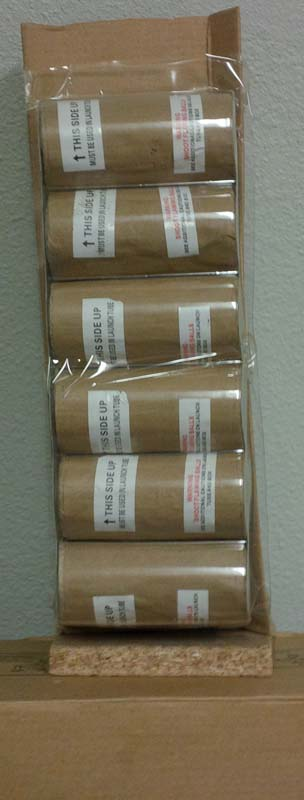 Contraband 24 canister shells