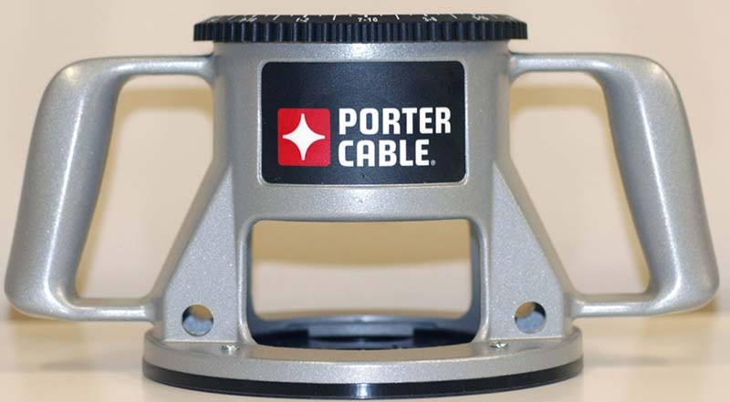 Porter Cable Fixed-Base Production Router Base