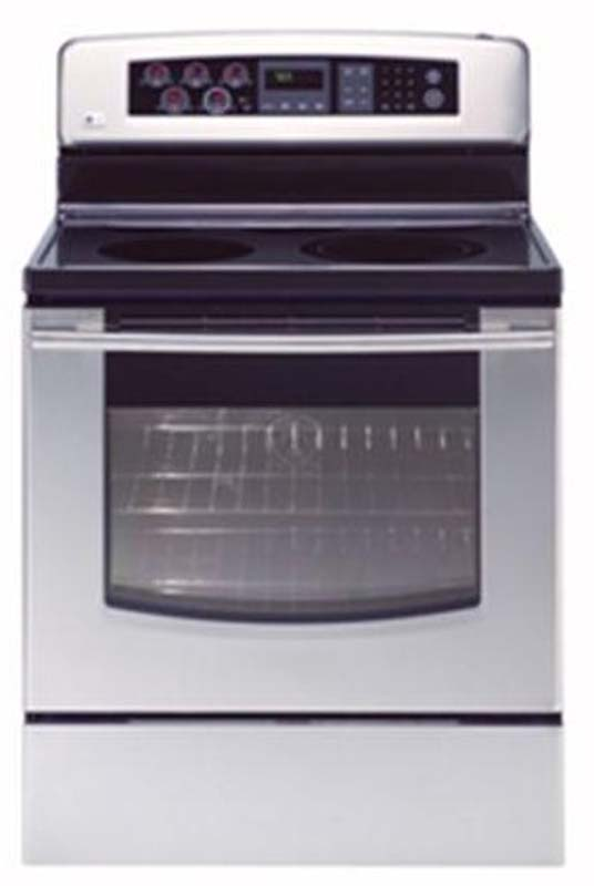 LG Electronics Electric Ranges
