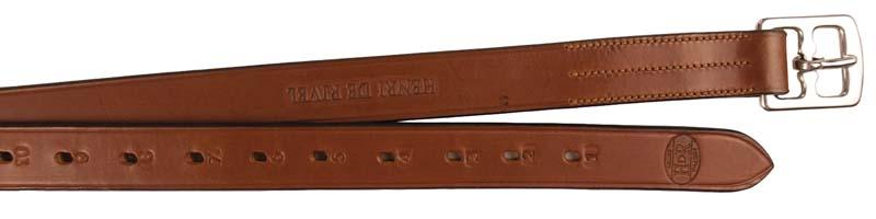 JPC Equestrian HDR Pre-Stretched Stirrup Leathers