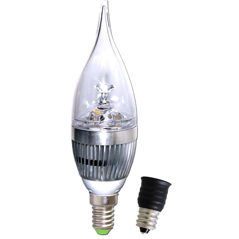 Infinity Green LED Bulb model UDC3-WW