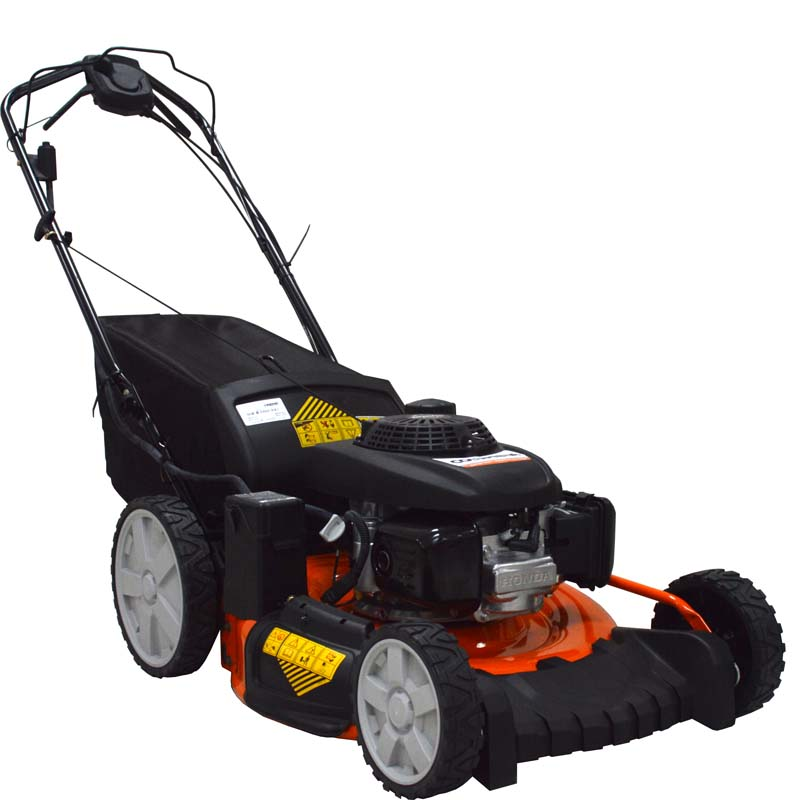 Columbia brand model lawnmower with Honda engine