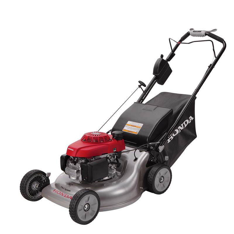 Honda HRR model lawnmower