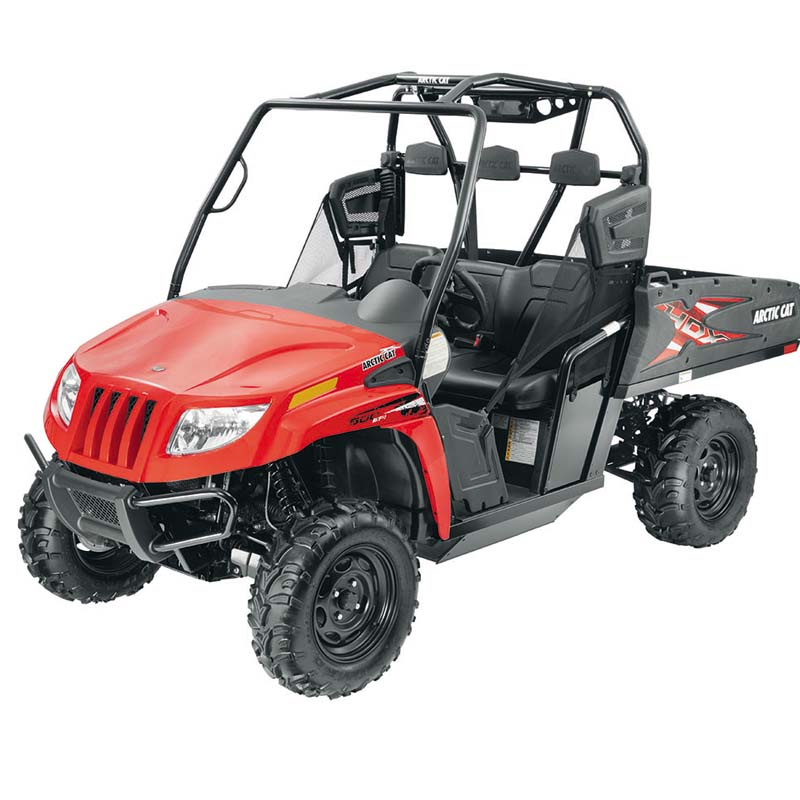 Arctic Cat Prowler 500 HDX (Red)