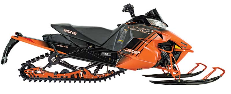 Model Year 2014 Arctic Cat XF 7000