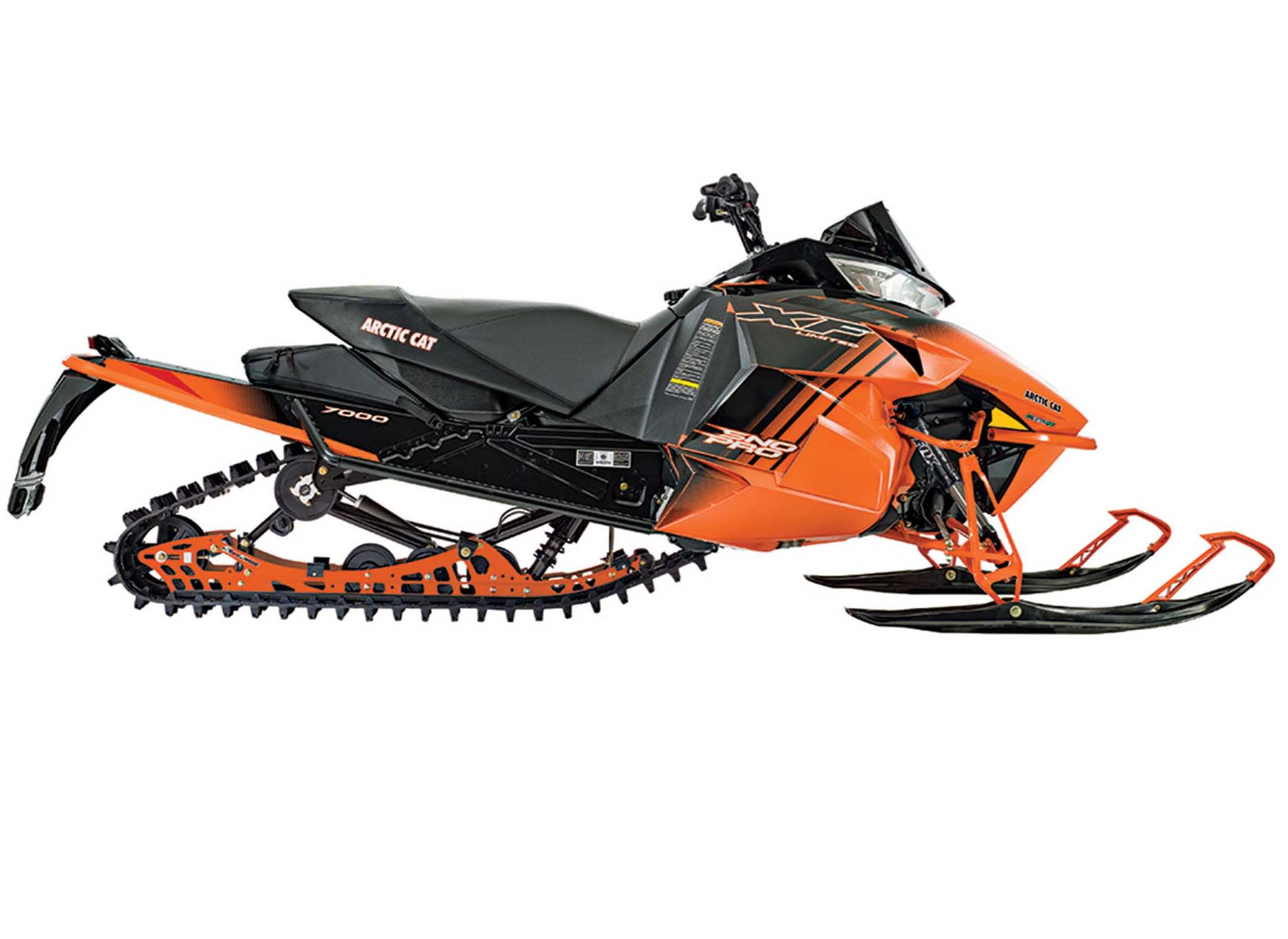 Snowmobiles Recalled by Arctic Cat