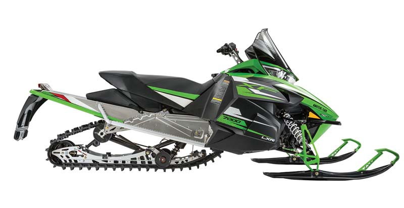 Model Year 2015 Arctic Cat XF 7000